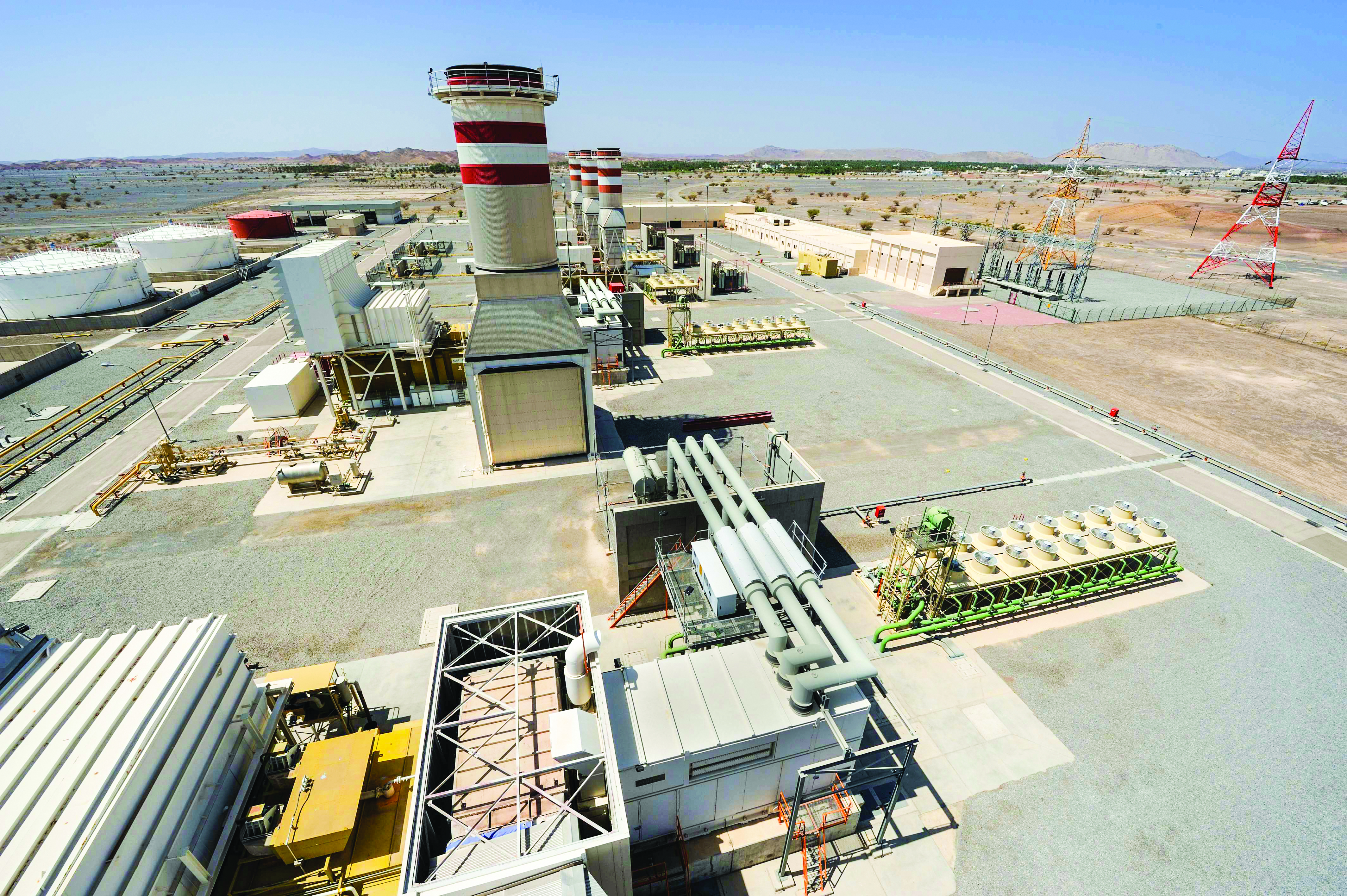 Oman floats early tender to build 850MW power project near Muscat