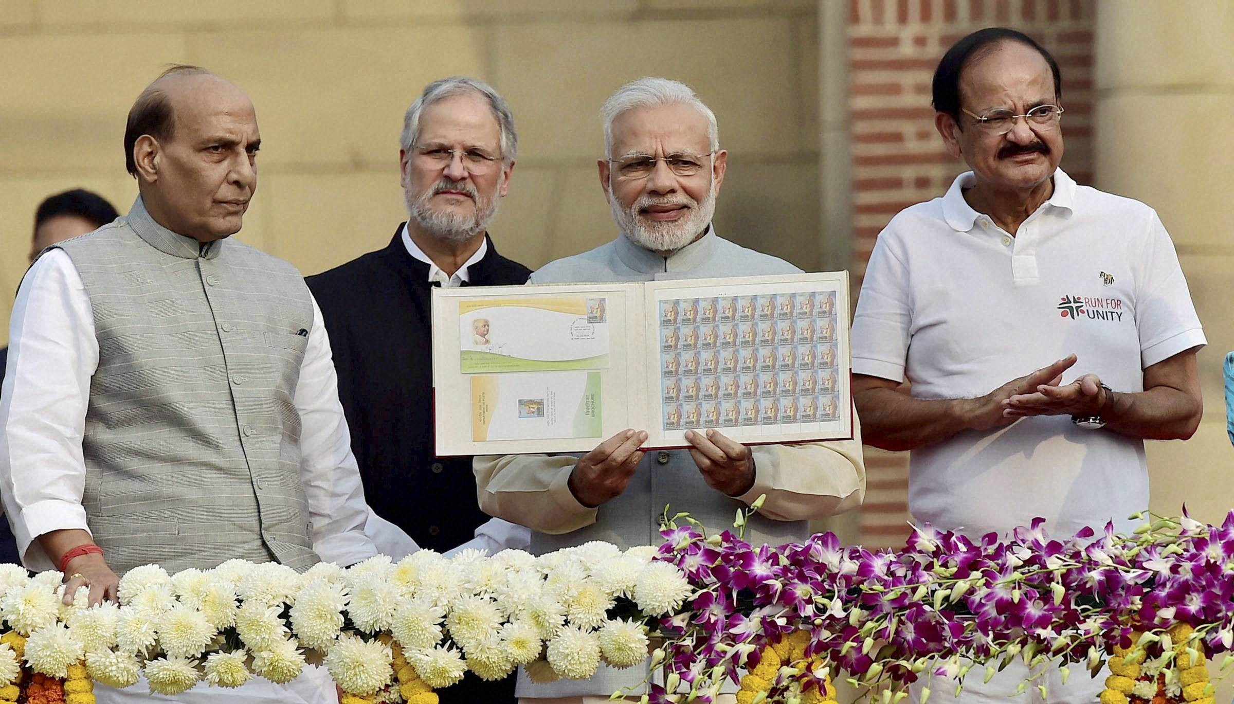 We need to remain united to make India strong: Modi