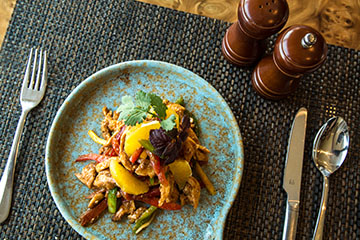 Oman dining: This weekend eat at The Yellow Chilli