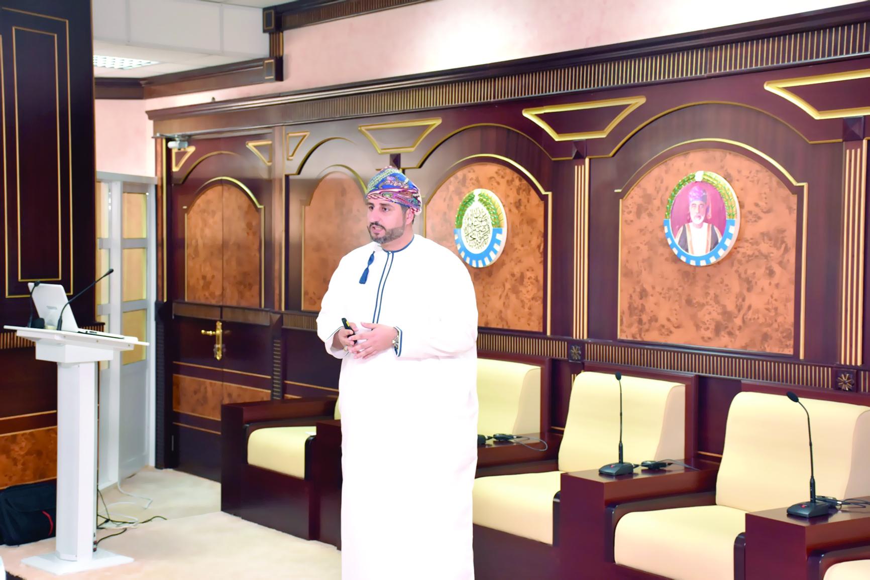 تاسيس نادي رواد الأعمال في محافظة شمال الباطنة