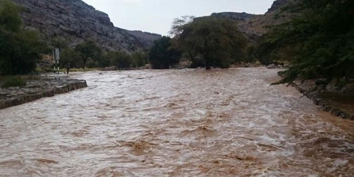 Oman weather: Rain in Rustaq, Buraimi and Yanqul