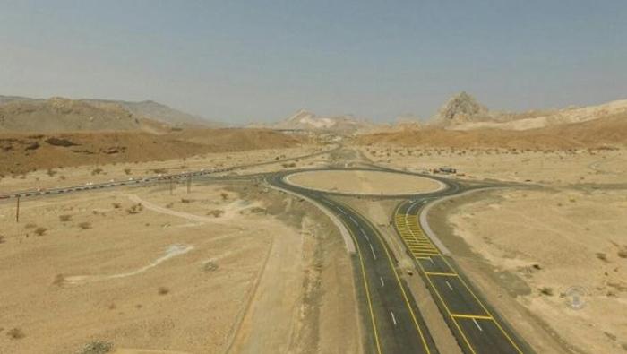 Section of Ibri-Yankul dual carriageway project opened in Oman