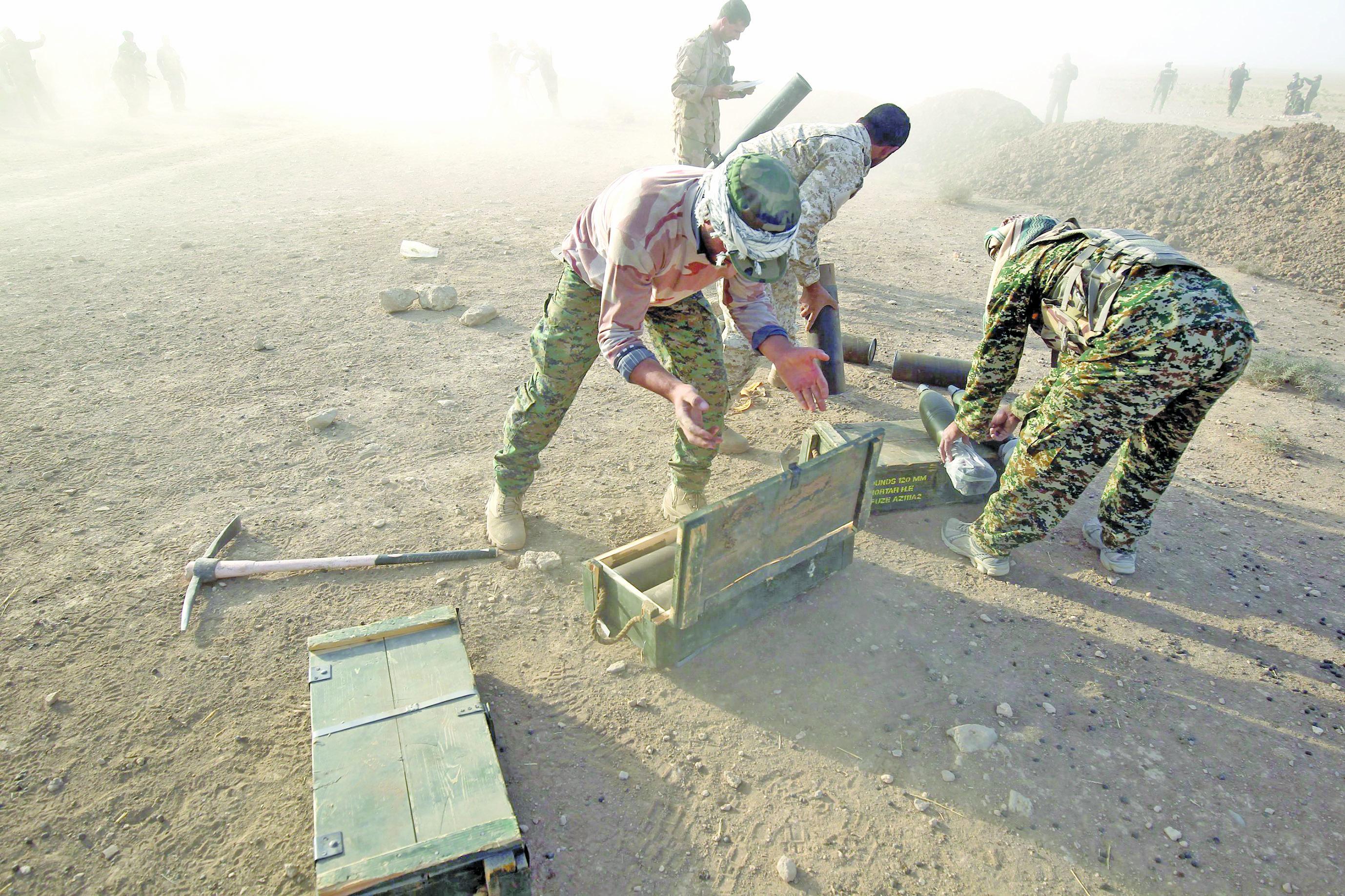 الرعب يحيط بمدنيي الموصل