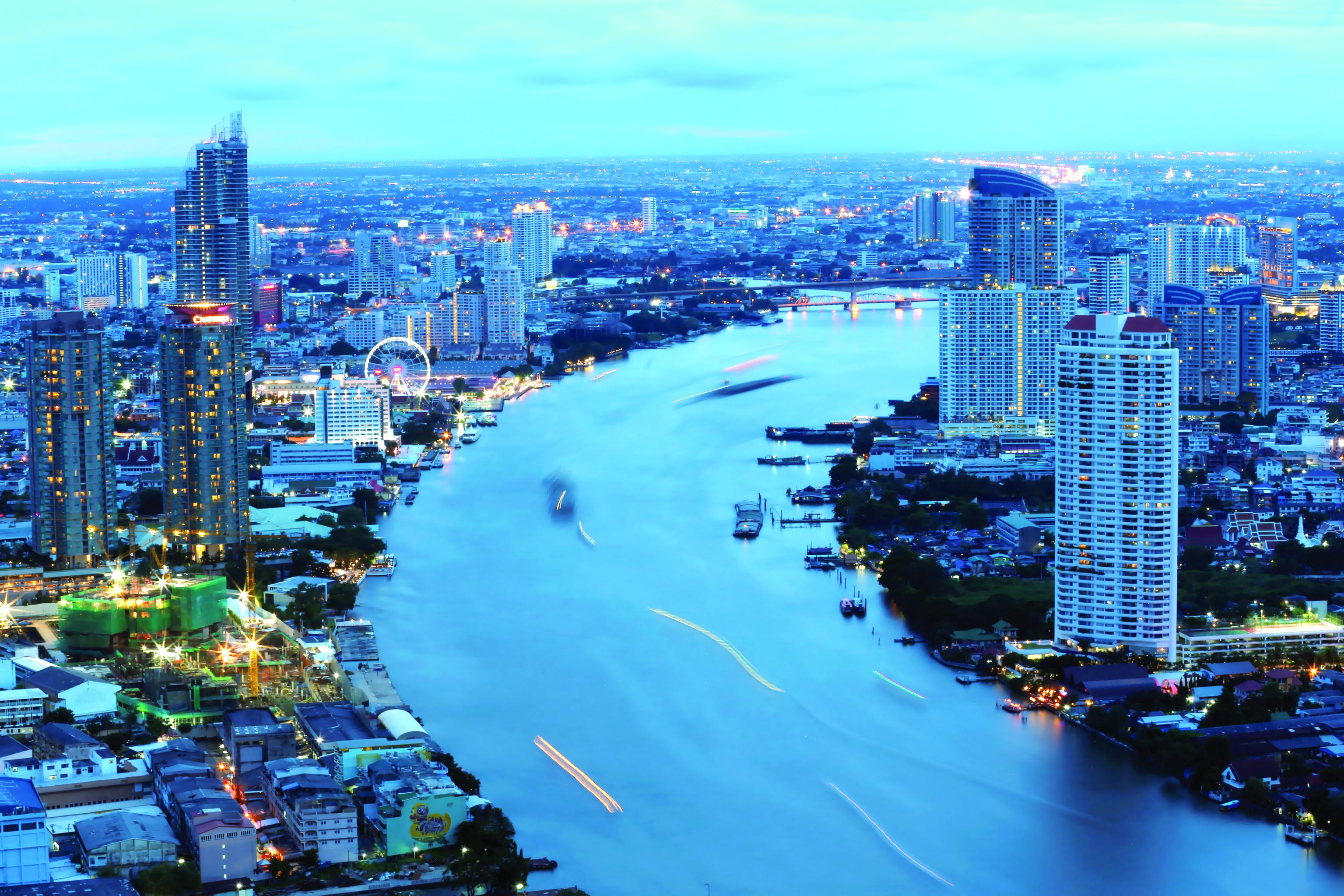 تايلاند الاختيار الاول للسياح من عدة دول من المنطقة