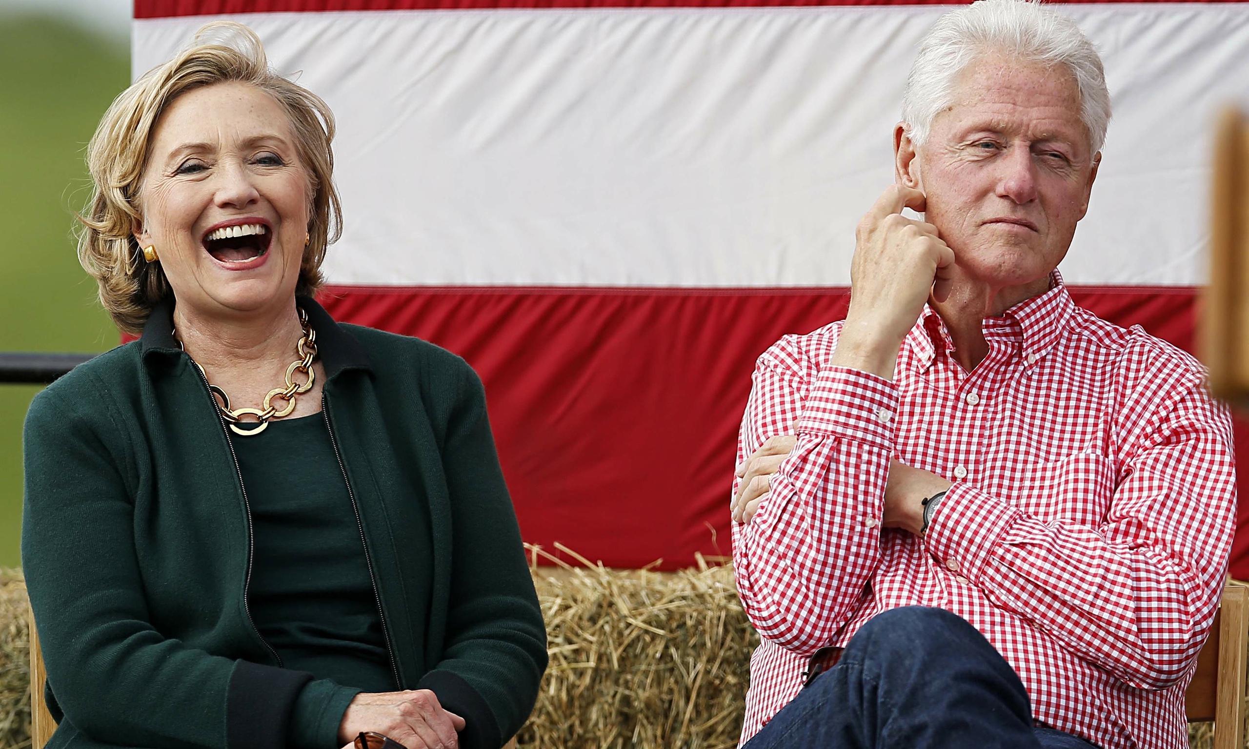 ما هو لقب بيل كلينتون إذا فازت زوجته ؟