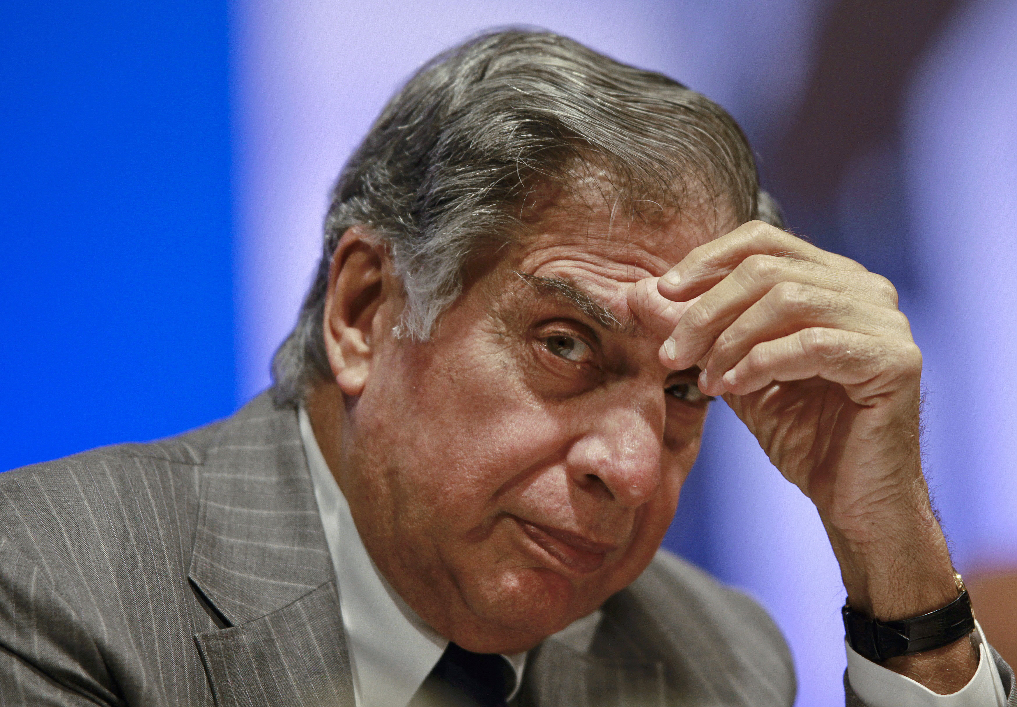 Mistry's removal was 'necessary' for future success: Tata