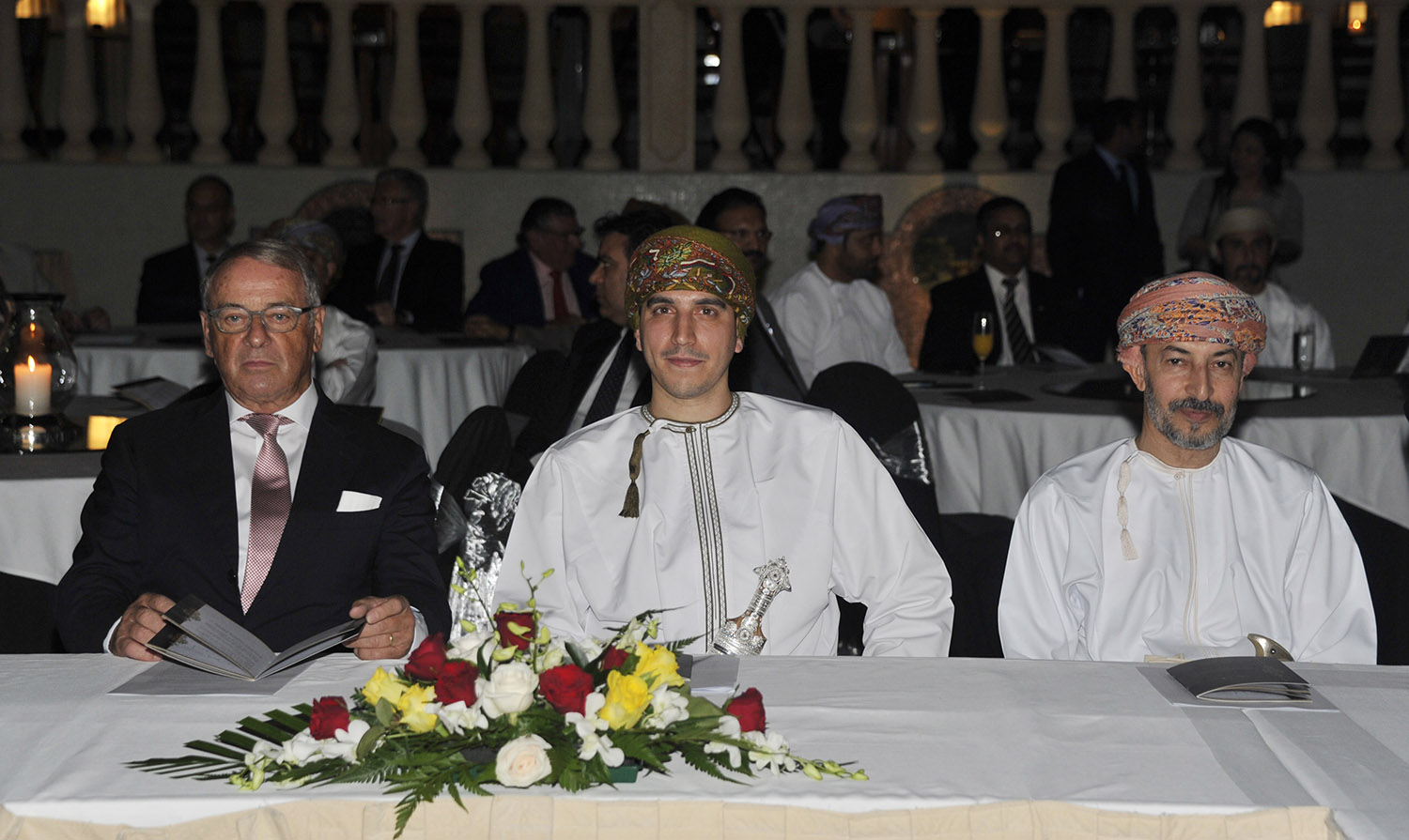 Omani-Swiss Friendship Society launched