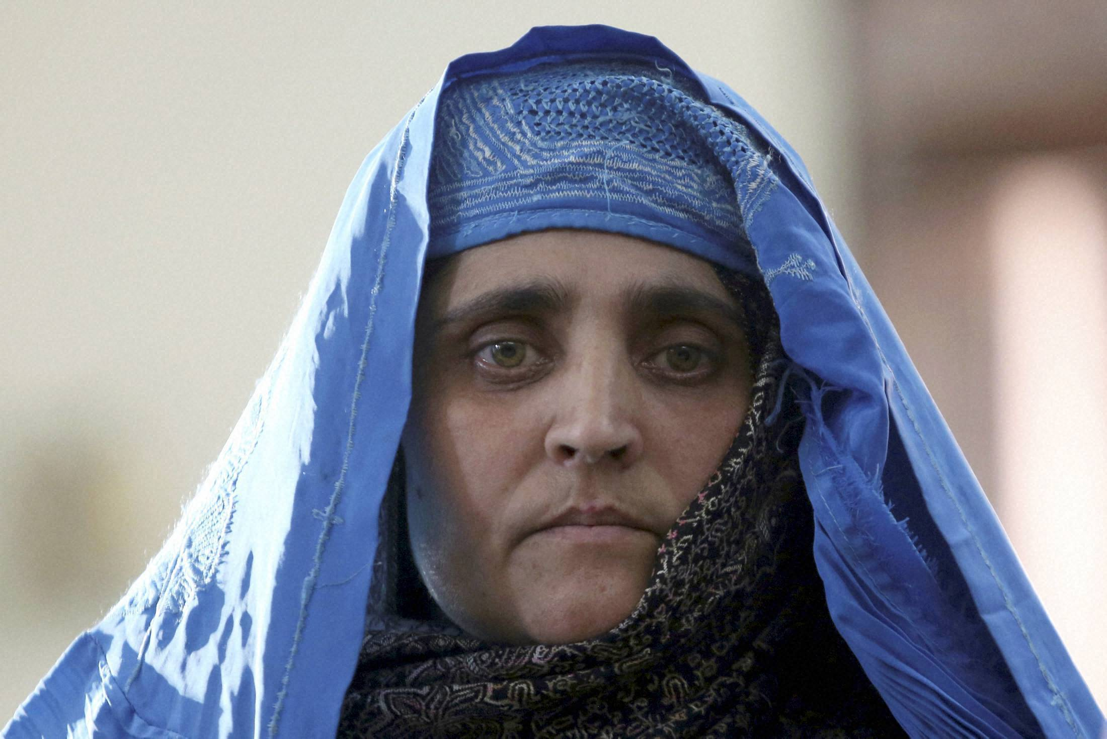 Iconic Sharbat Gula to come to India for treatment