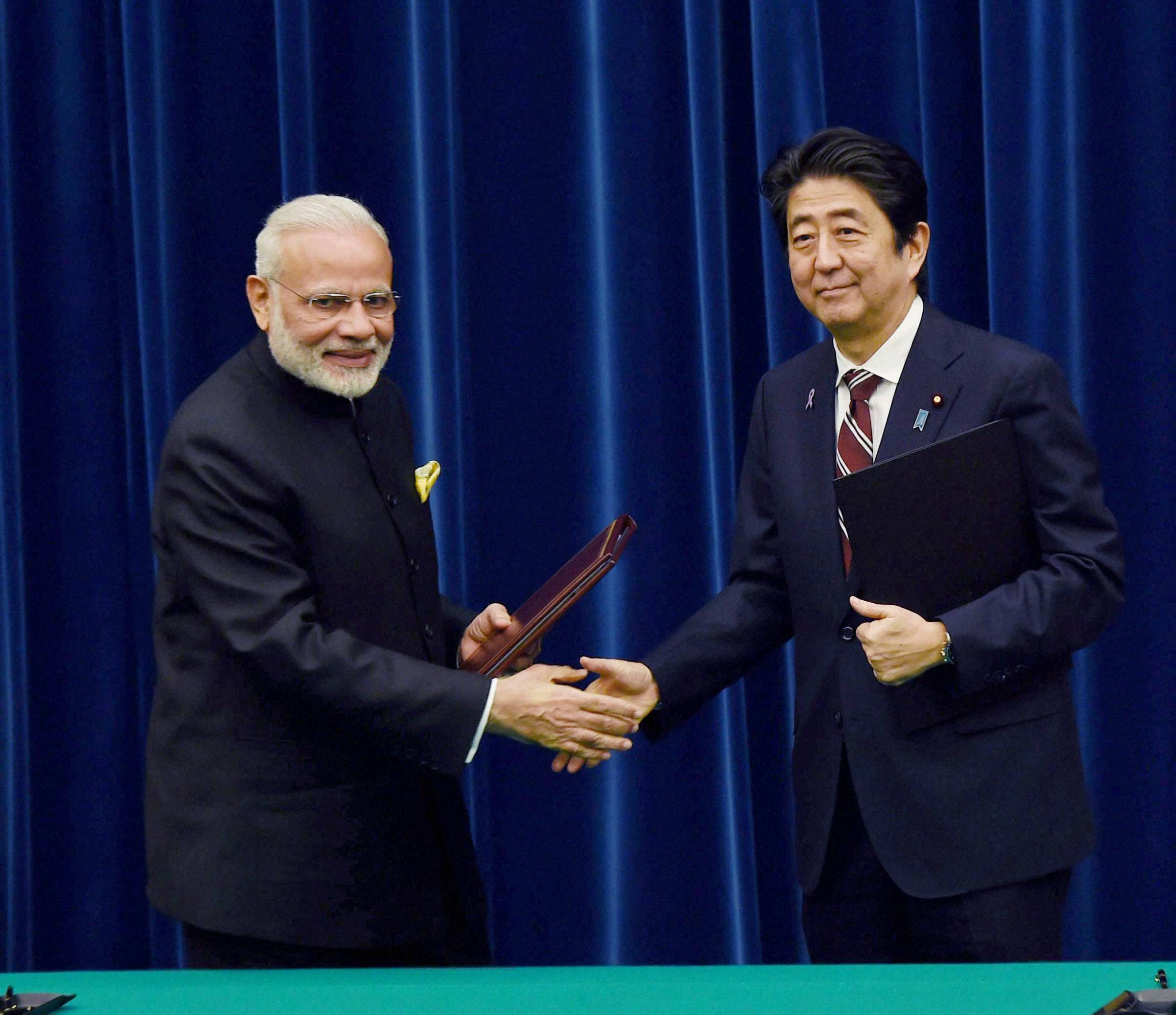 'Termination clause in nuclear-deal with Japan not binding on India'