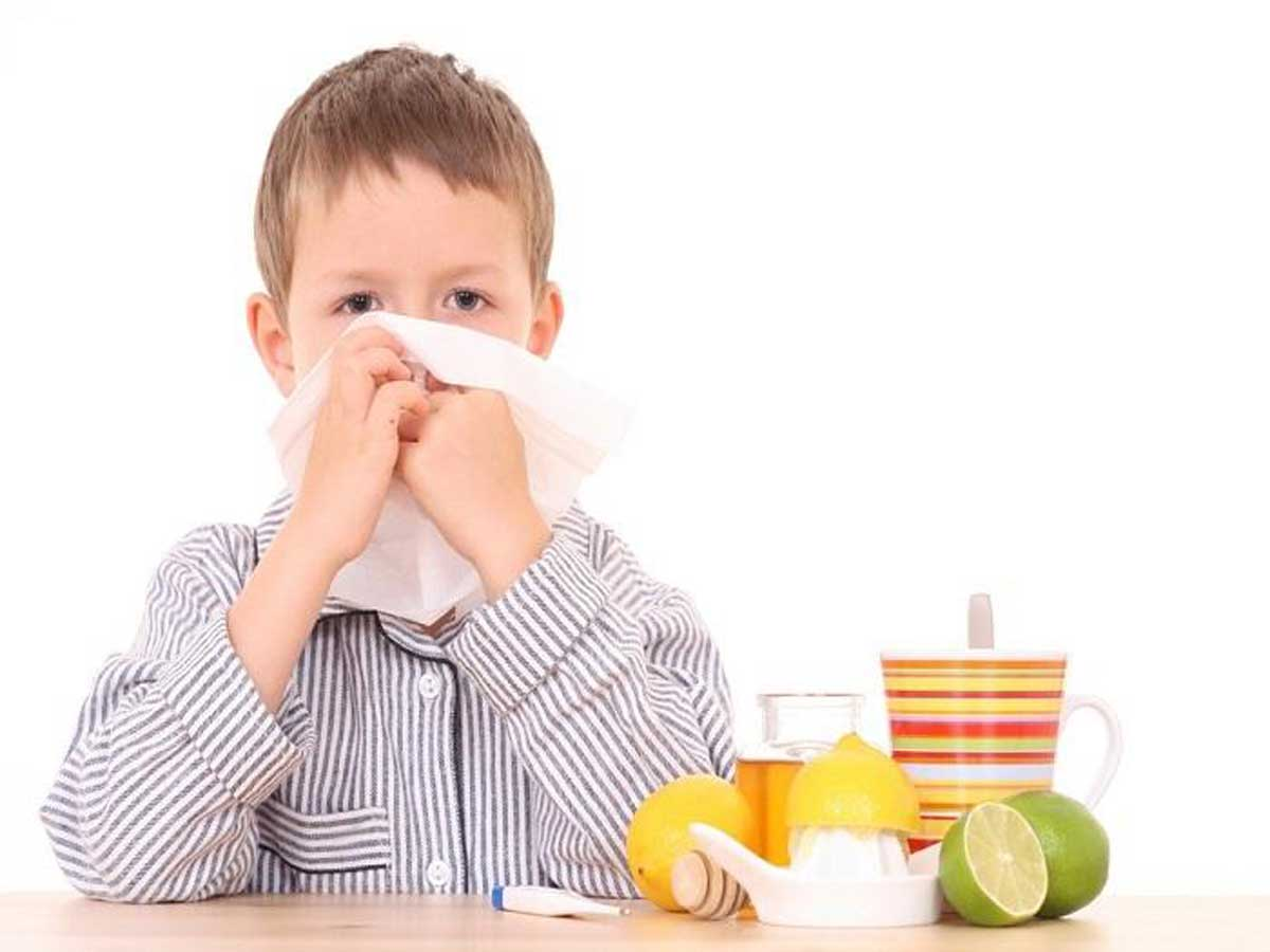 هل الأكل يقاوم نزلات البرد؟