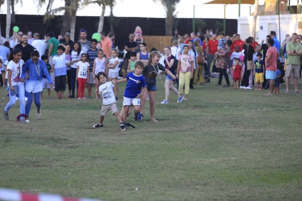 #OmanPride: Mini-Highland Games draws huge crowd in Oman