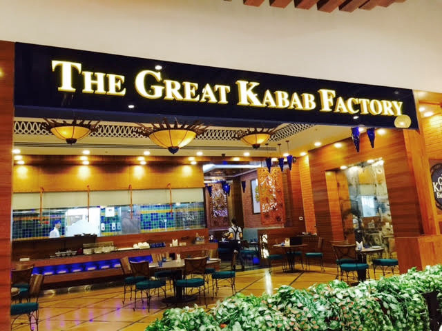Oman dining: This weekend eat at The Great Kabab Factory