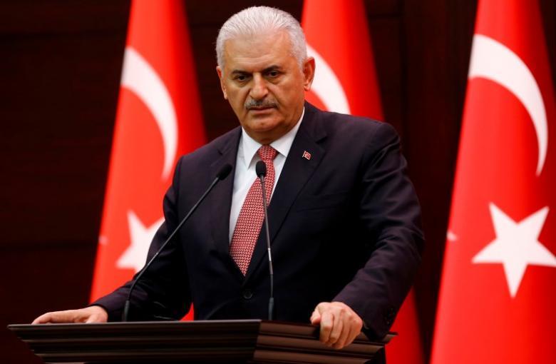 EU should decide between Turkey or its enemies, PM says