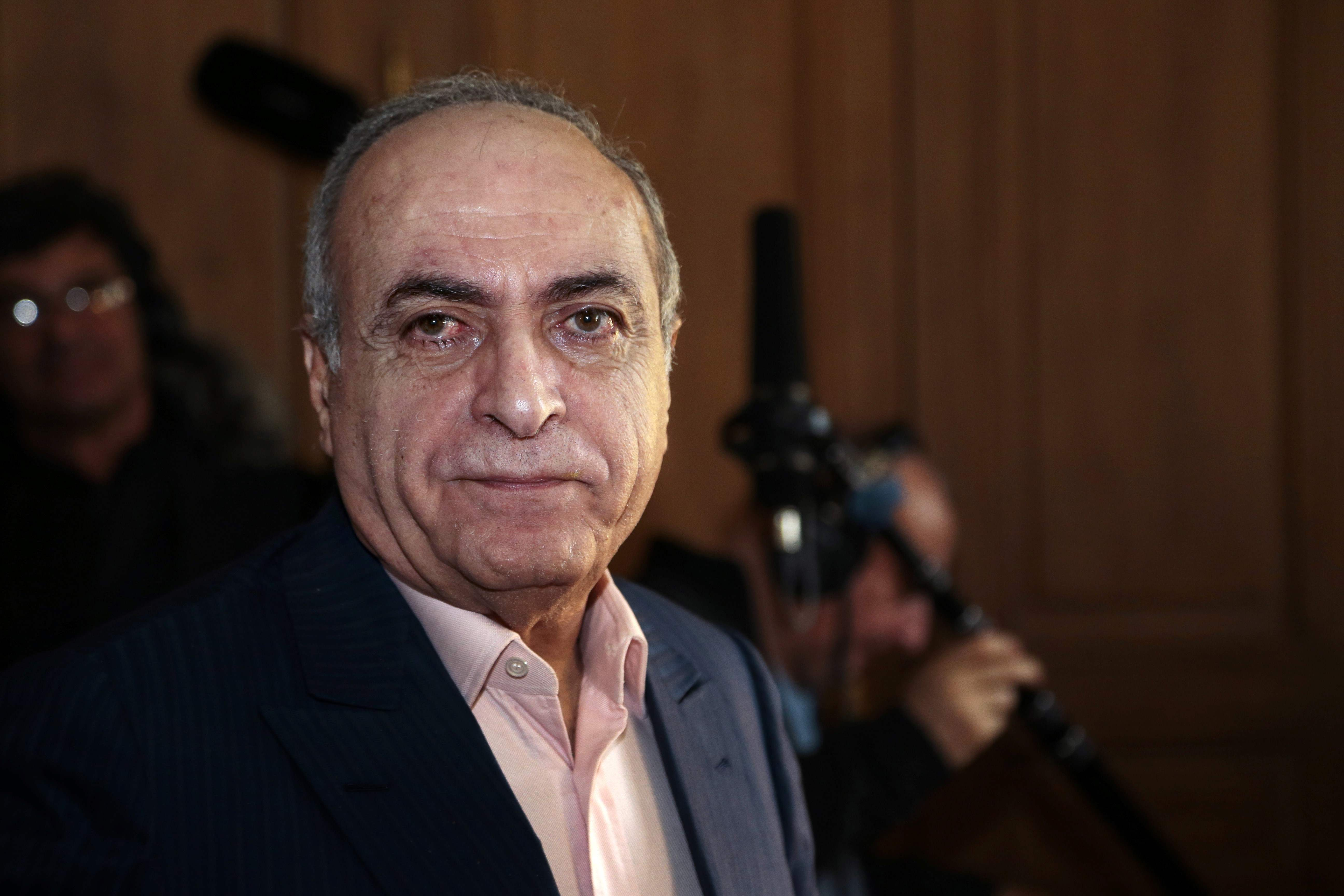 Businessman says transferred Libya cash for Sarkozy 2007 election bid