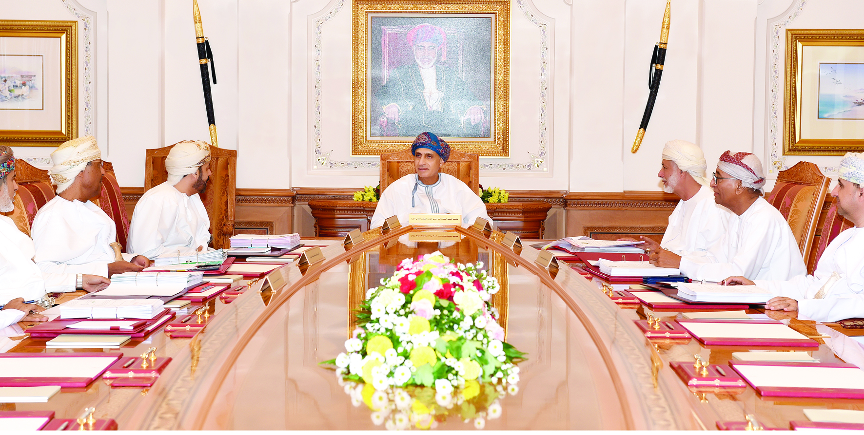 Sayyid Fahd led Oman committee reviews recommendations of GCC panel