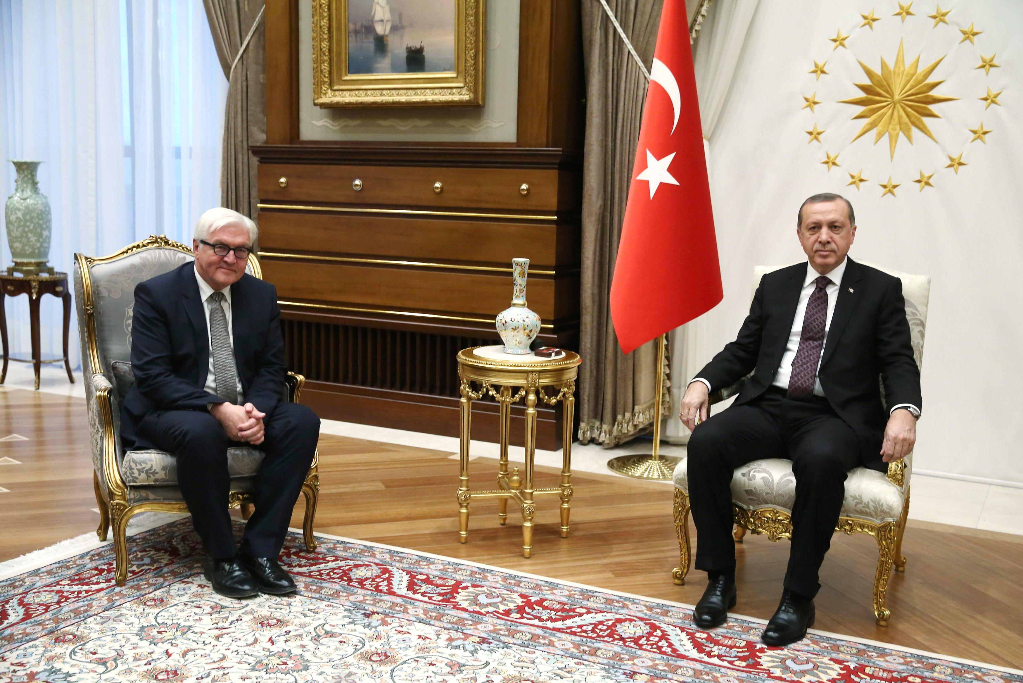 Erdogan says Turkish-backed rebels close to taking Syria's al Bab