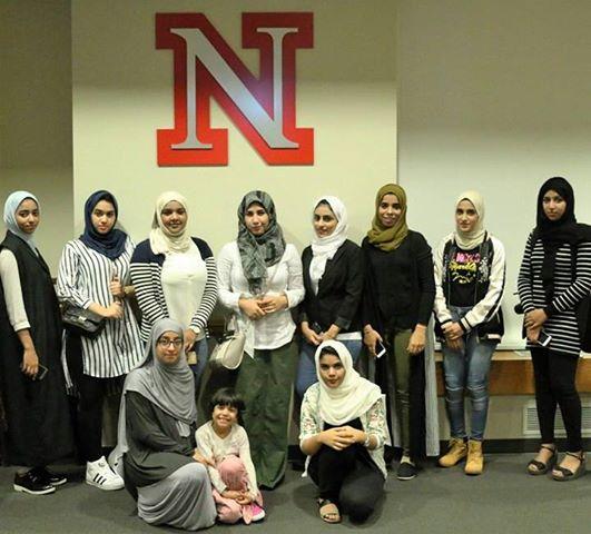 الطلبة العمانيين بجامعة نبراسكا الامريكية يدشنون موقعهم  الالكتروني