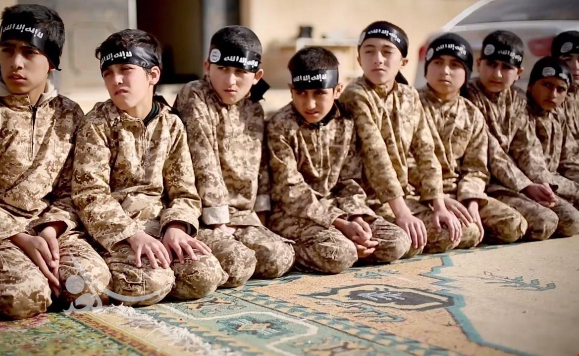 كم عدد أطفال داعش المسلحين الذين قتلوا في الموصل؟