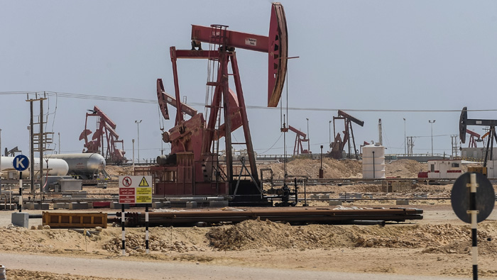 Sultanate's crude oil production edges down in October