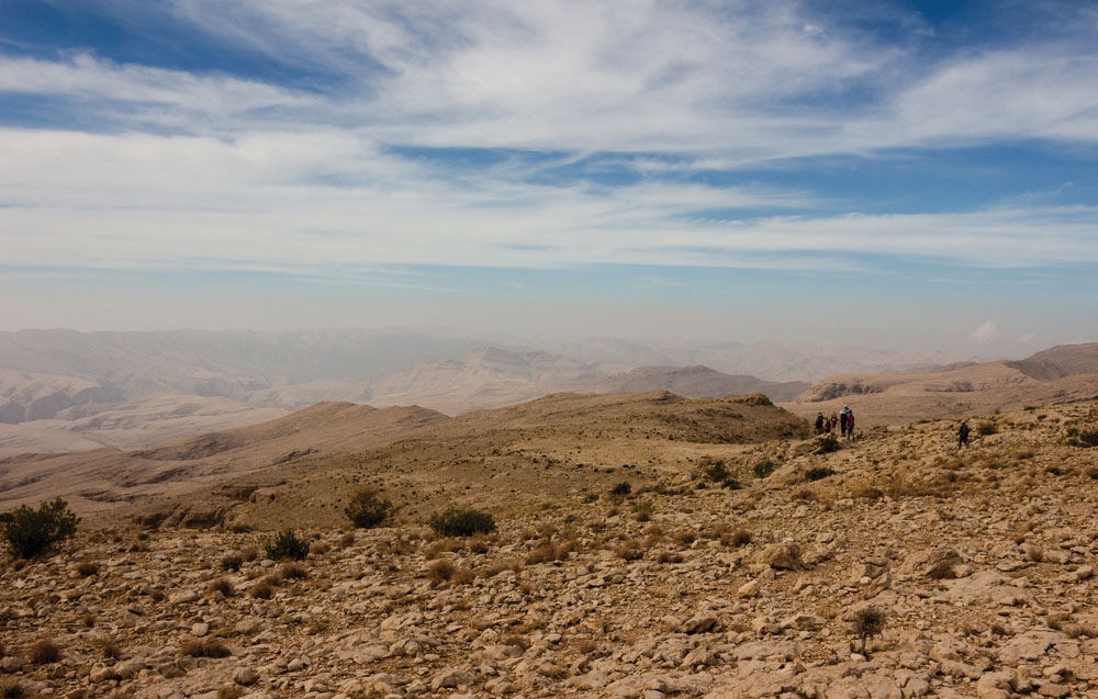 Five places to hike in Oman