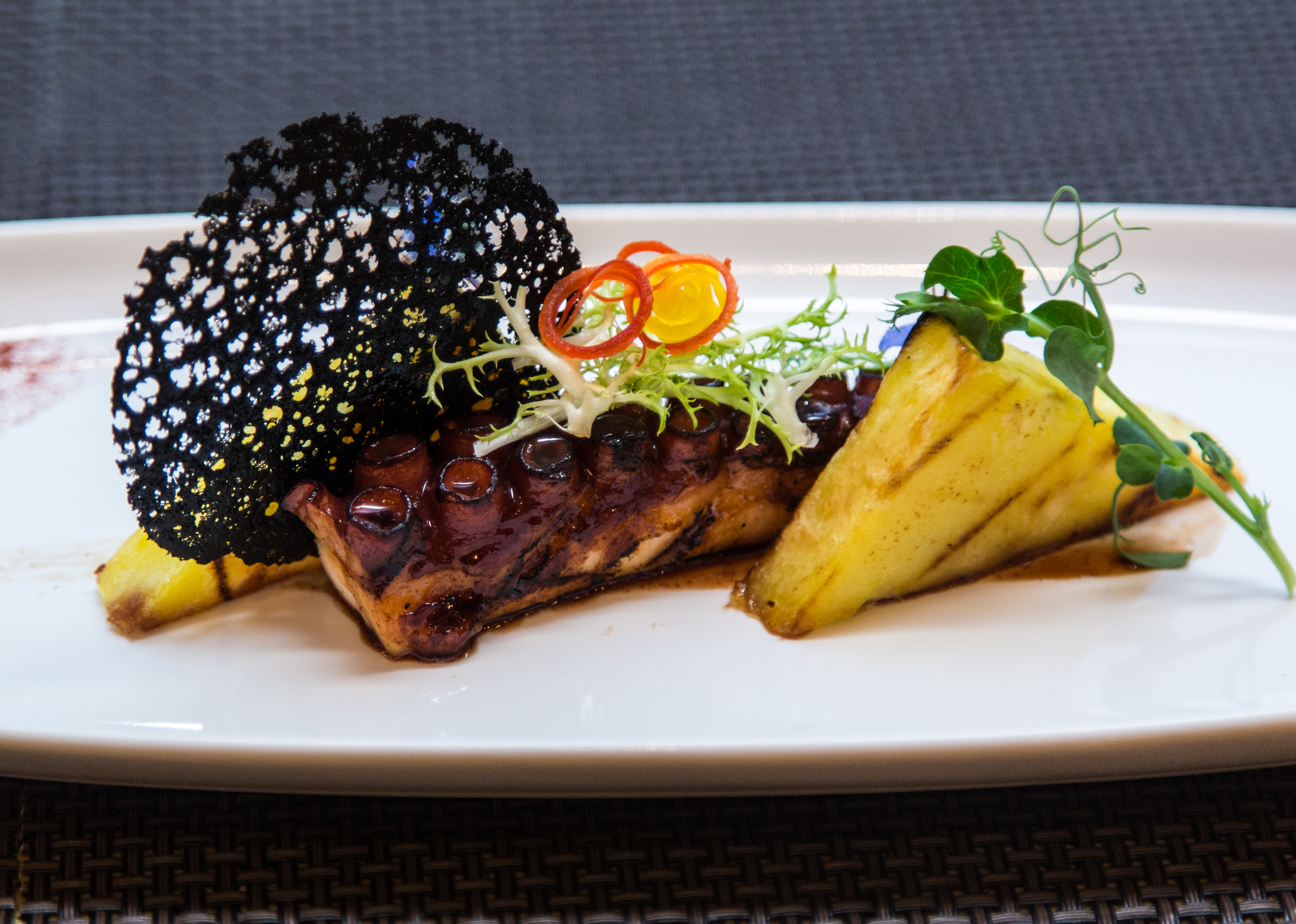Authentic South American Steak in Muscat at Sheraton's Asado Restaurant