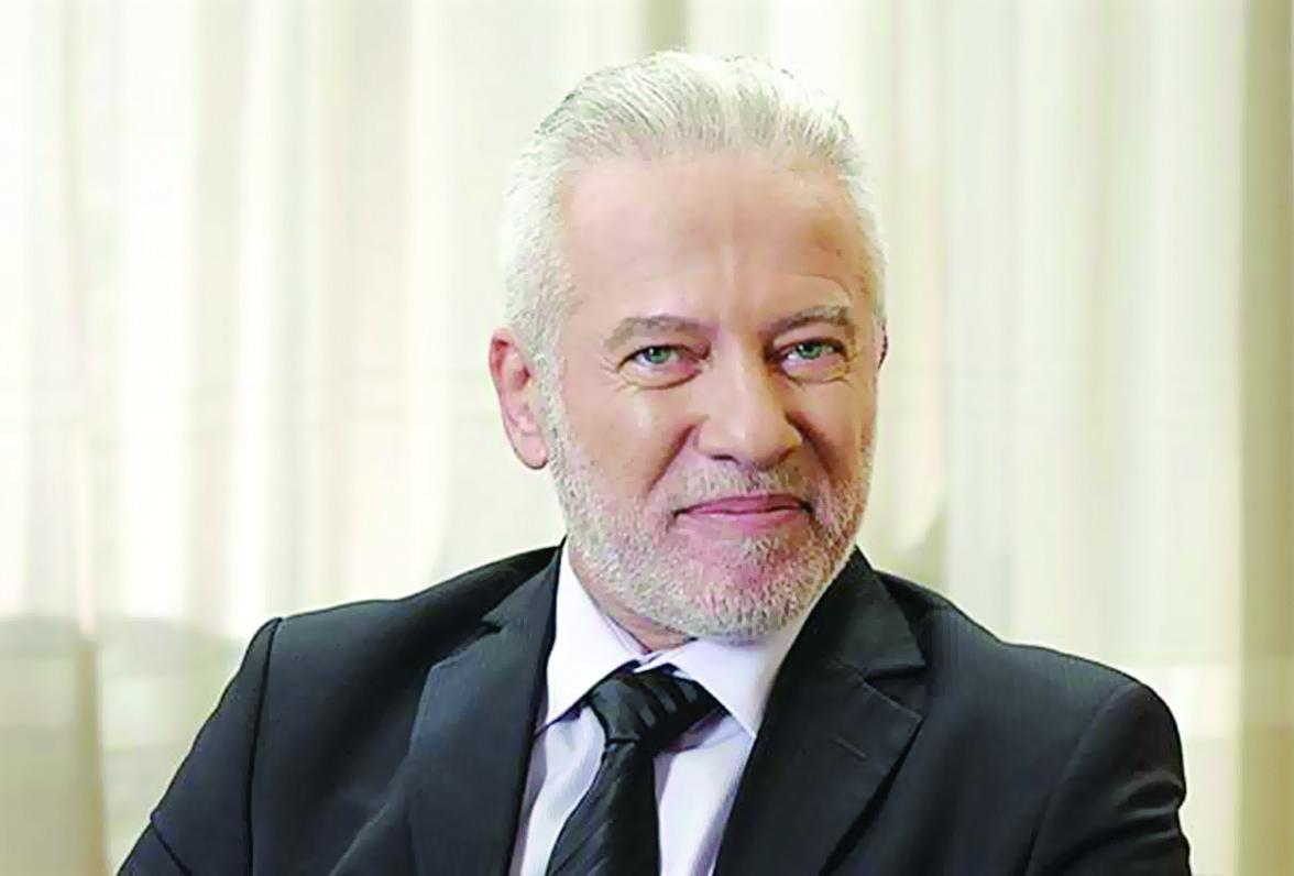فادي إبراهيم.. في مسلسل «الزئبق»