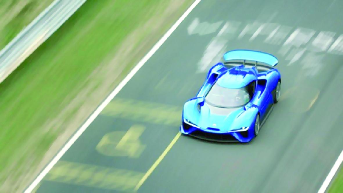 شركة صينية ستطلق سيارة بسعر 1.2 مليون دولار