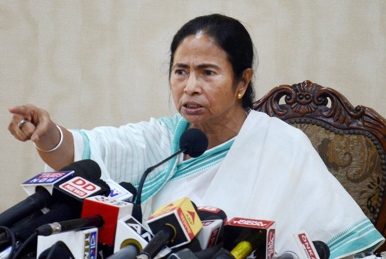 Mamata attacks PM, says 'Mann ki Baat' is 'Modi ki Baat'