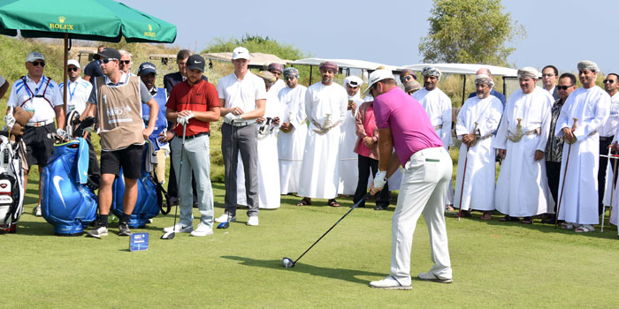 NBO Golf Classic Tournament kicks off in Oman