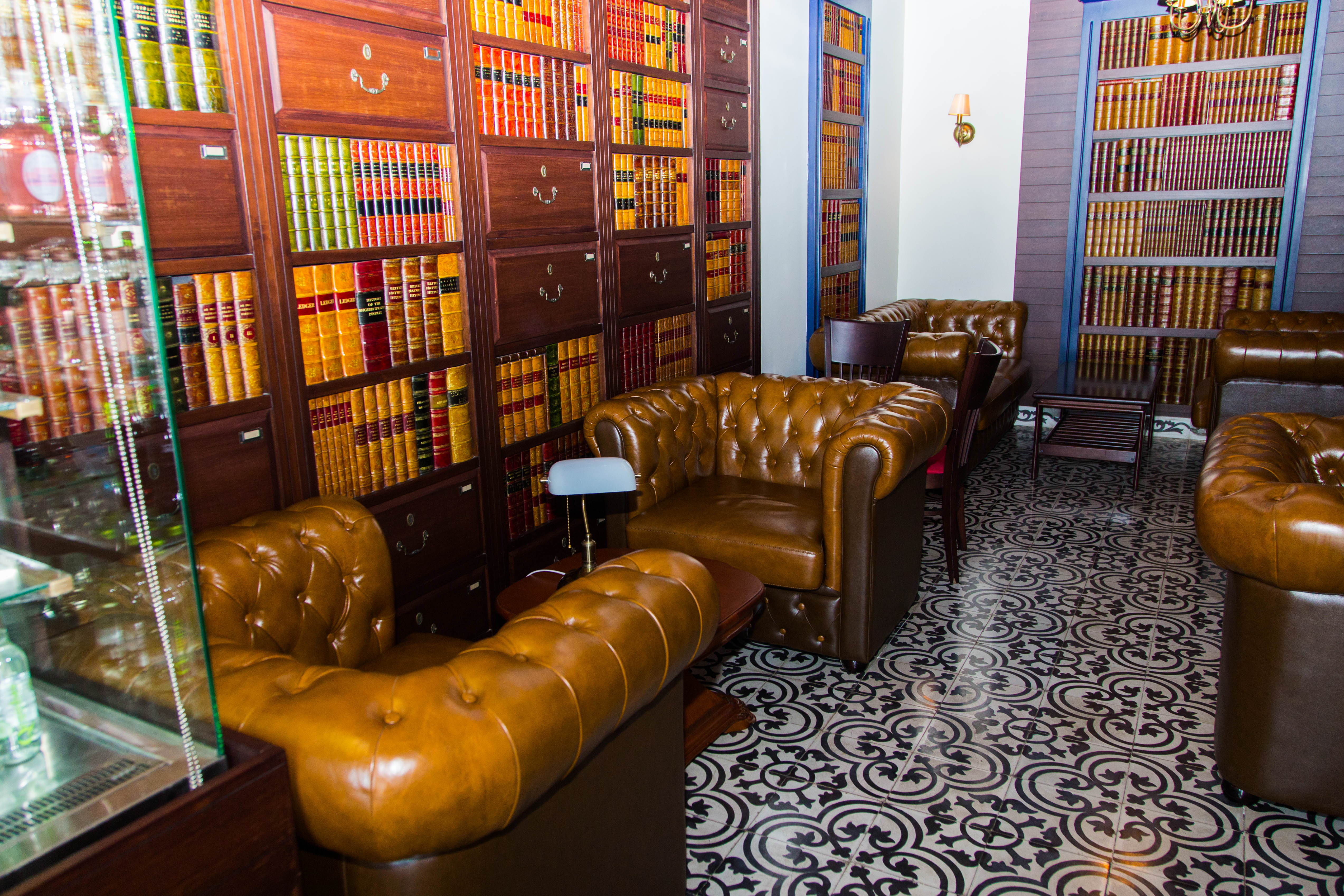 Visit Biblioteaca: A New Restaurant and Cafe in Muscat
