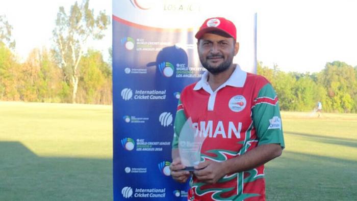 ICC World Cricket League: All-round Oman beat Italy