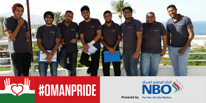 #OmanPride: It's their business to ensure that you have a good time