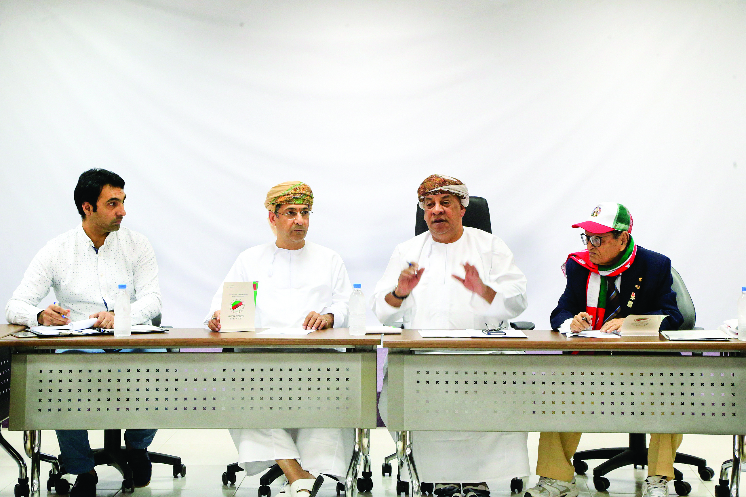 Oman Hockey: OHA chief to work with and for expats in hockey development