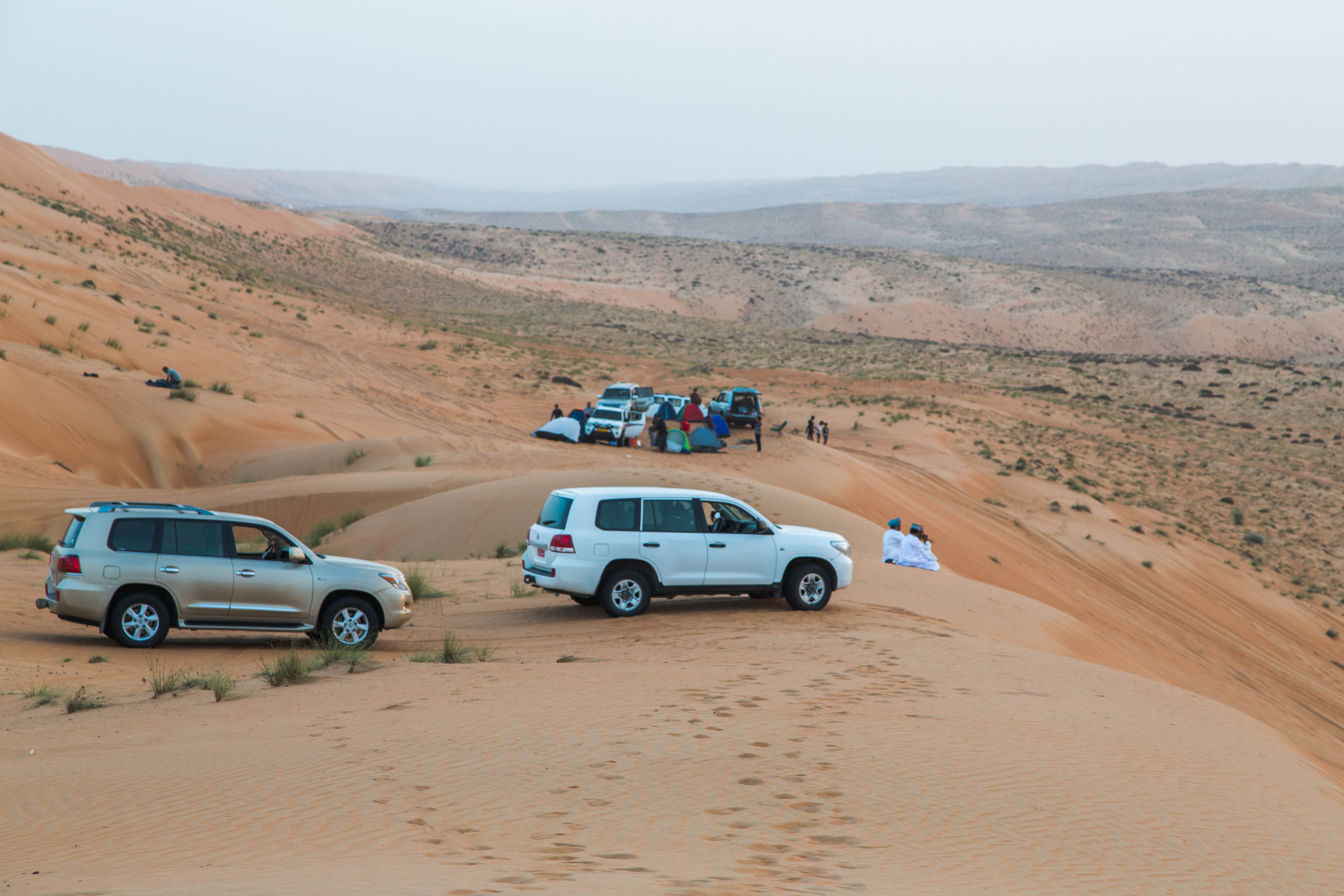 This weekend, get back to nature with Oman's traditional Bedouin life!