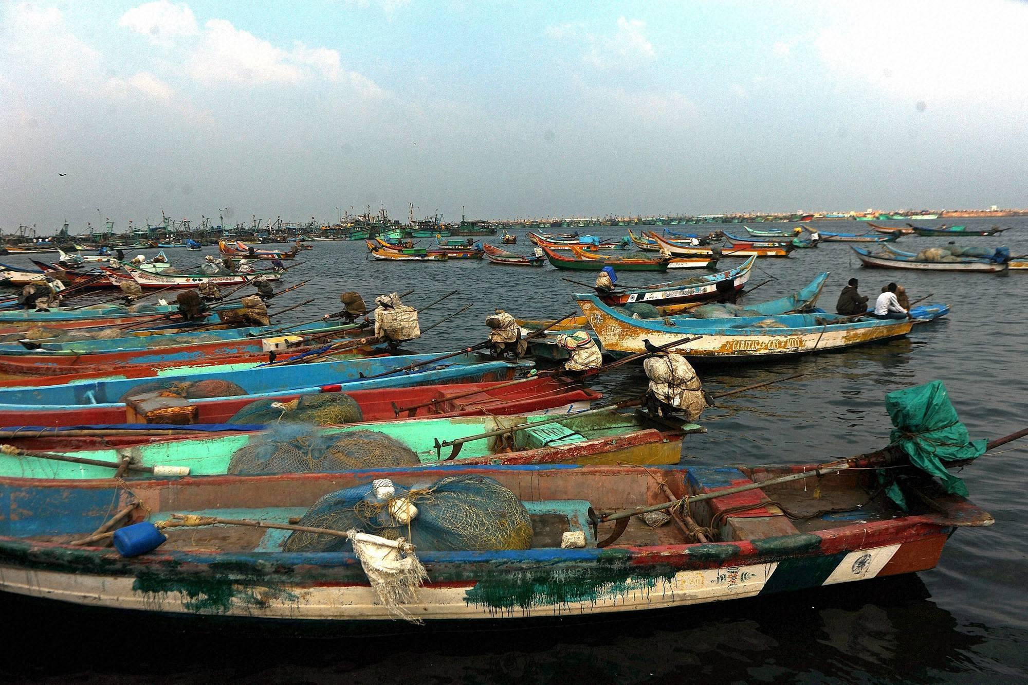 Cyclonic storm 'Nada' to cross Tamil Nadu coast on December 2