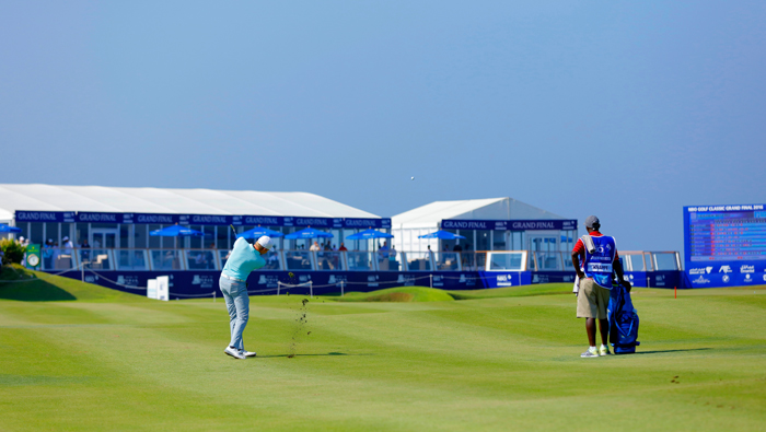 Family fun zones a big hit at NBO Golf Classic Final in Oman
