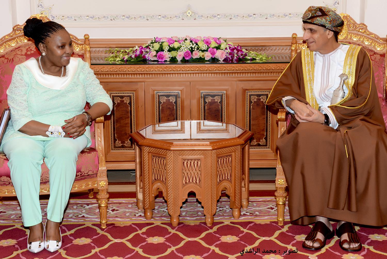 Fahd praises Oman, South Africa ties