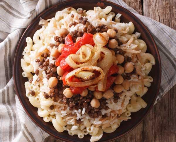 Oman dining: Bon 'veggie' appetit