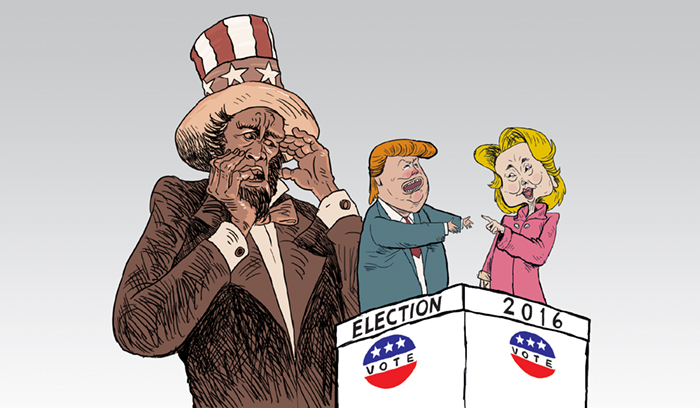 US presidential elections