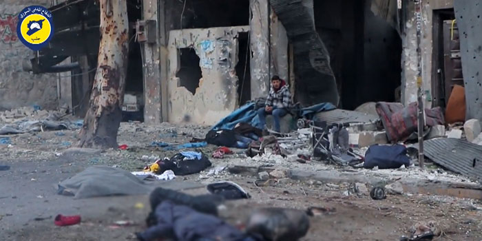 Syrian rebels vow to resist army advances in Aleppo
