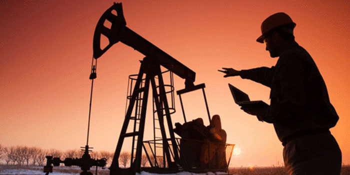 Oil price rises 14% on OPEC pact