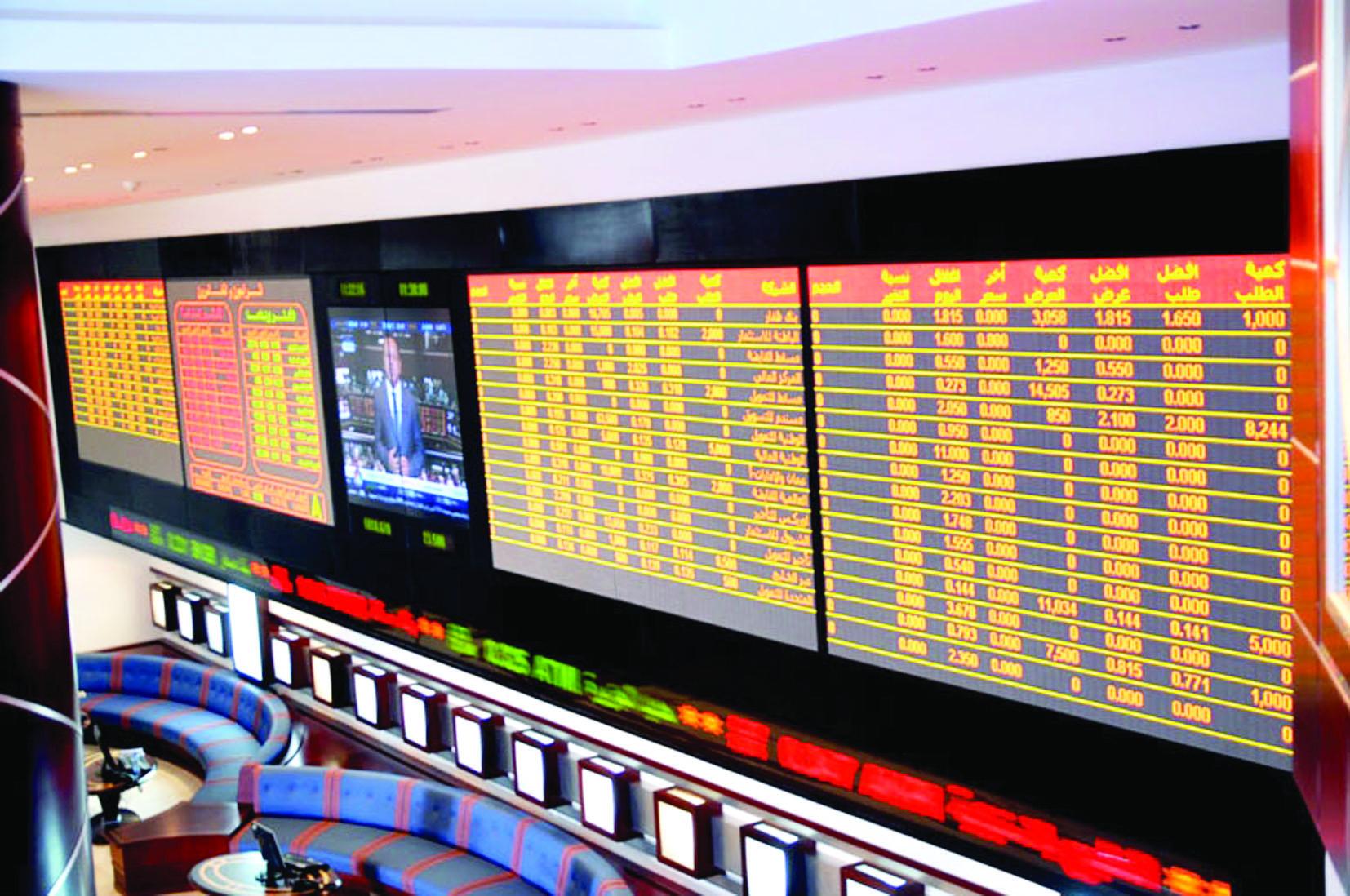 سوق مسقط يسجل أفضل حجم تداول في 6 أشهر