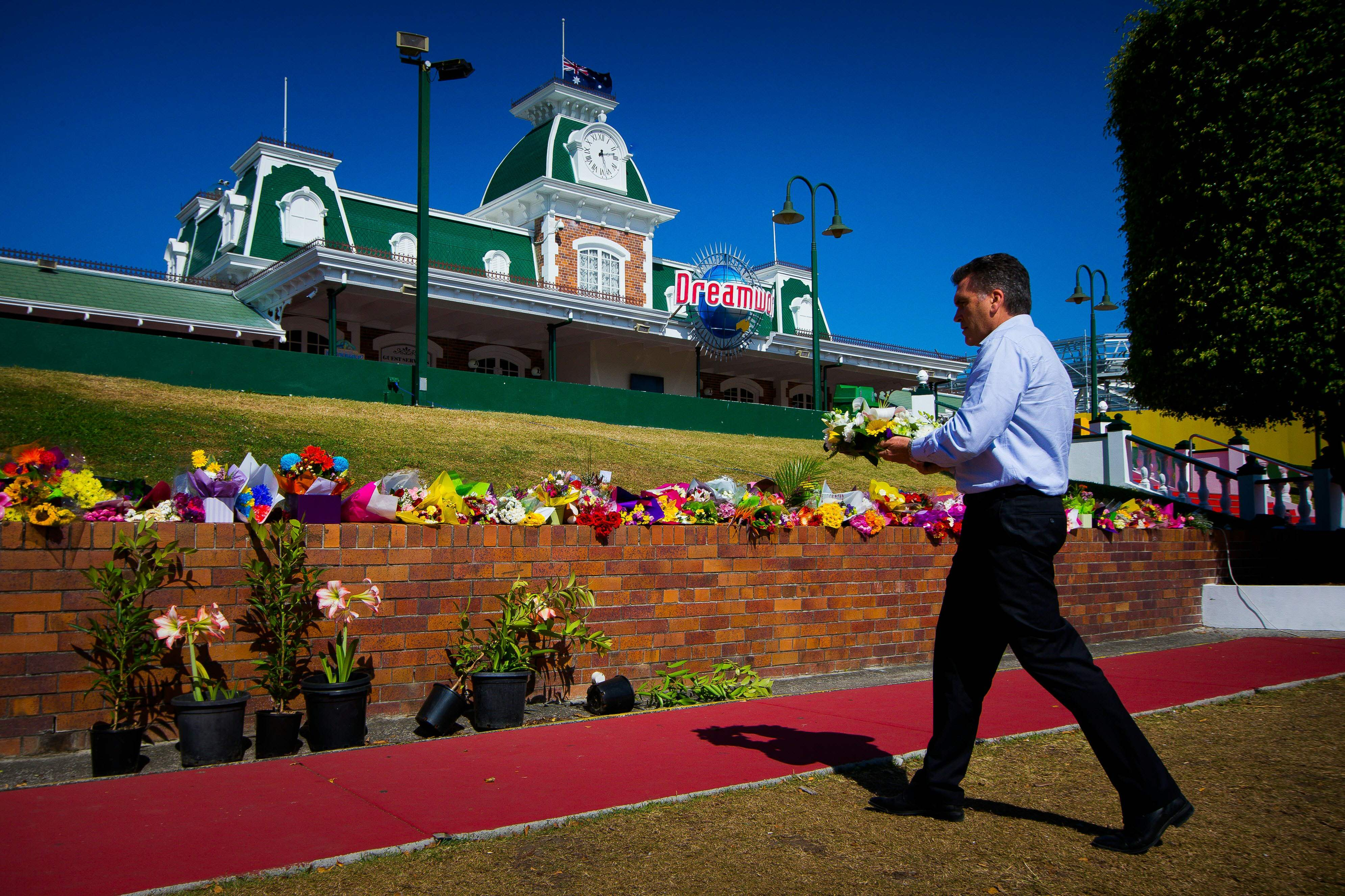 Australia's Dreamworld theme park reopens after fatal ride accident