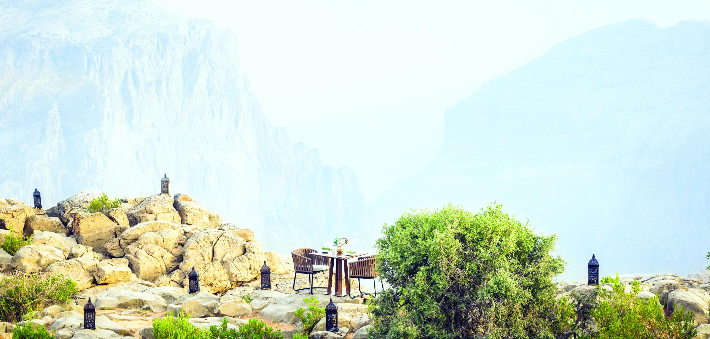 منتجع أنانتارا الجبل الأخضر..تجربة شتوية مثيرة