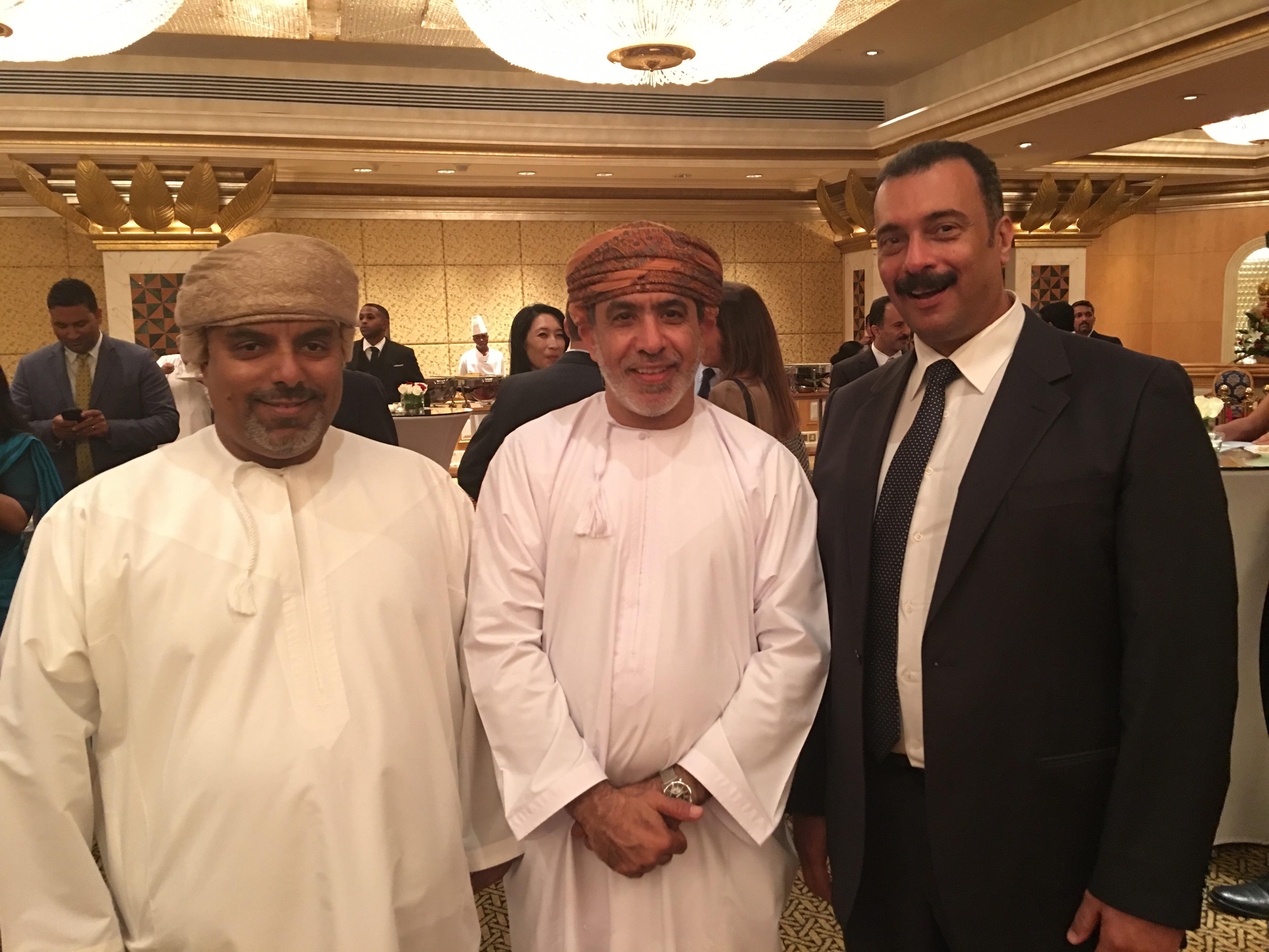 سفارة دولة الإمارات في مسقط تحتفل بالعيد الوطني لبلادها