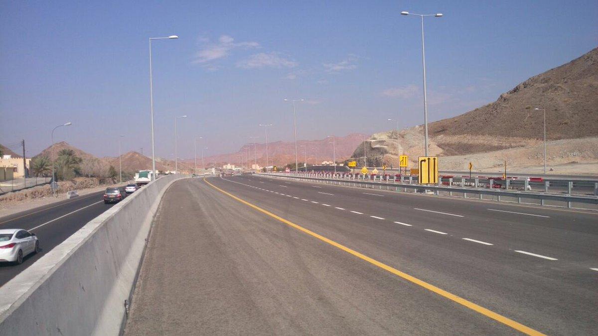 Oman traffic: Bidbid-Sur road section opens
