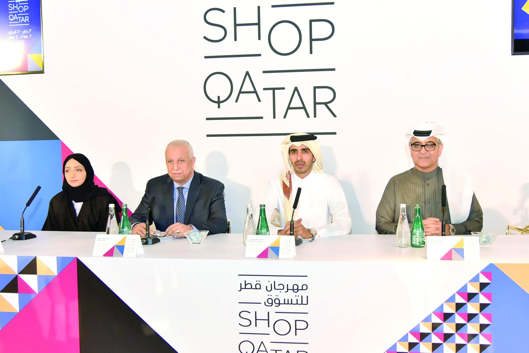 مهرجان قطر للتسوق ينطلق يناير المقبلتحت شعار «الأصالة بأسلوب عصري»