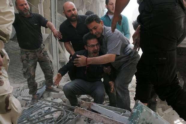 «مدنيو حلب».. مواجـهـة مرعبة مع مصير مجهول