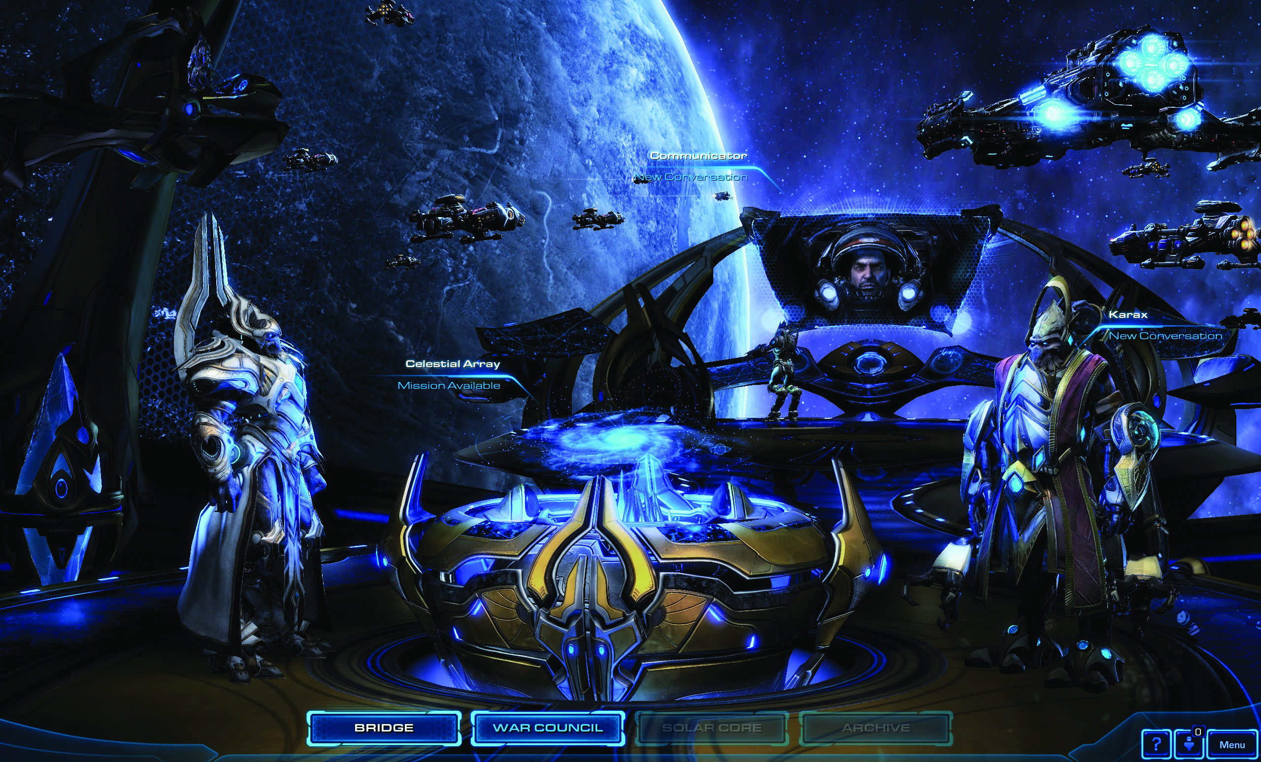 Play one of the best video games of 2016, StarCraft II – Legacy of the Void