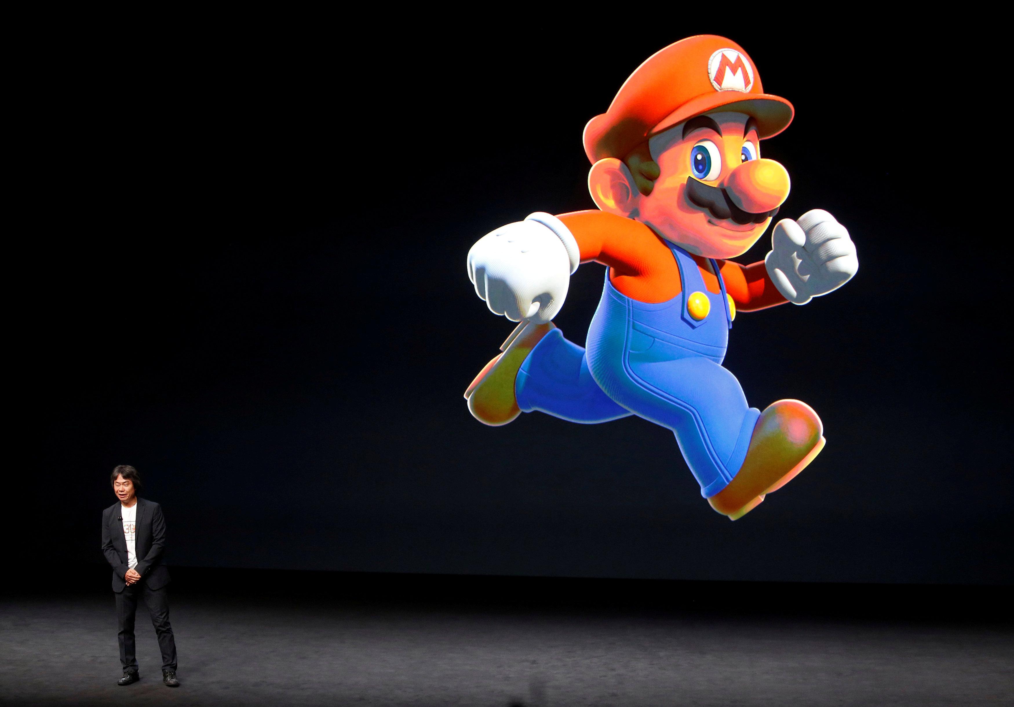 Nintendo's Big Day: Super Mario run tests mobile strategy